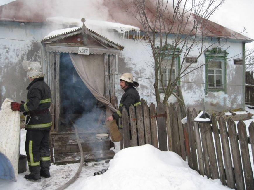 На Черниговщине в пожаре пострадал 25-летний мужчина, фото-4