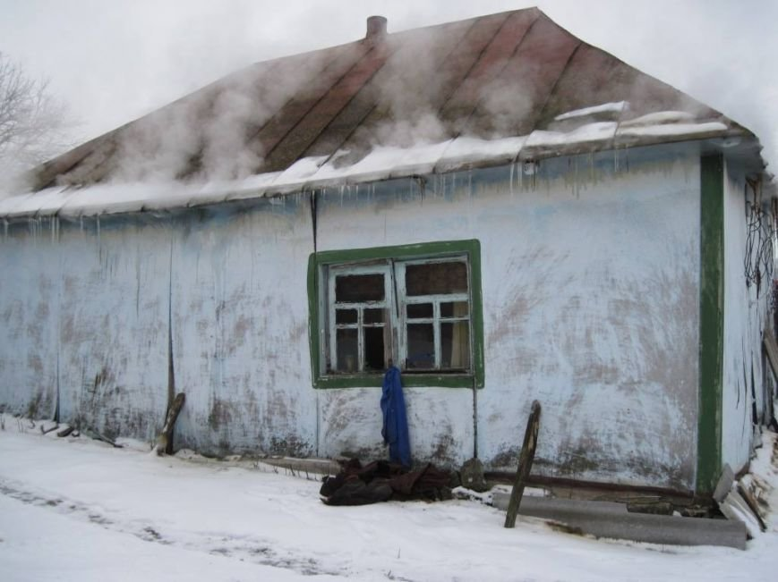 На Черниговщине в пожаре пострадал 25-летний мужчина, фото-2
