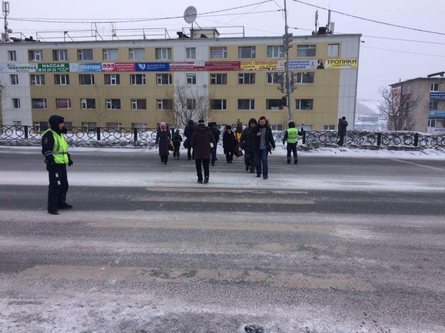 Вниманию горожан! В Петропавловске не работают 4 светофора, фото-4