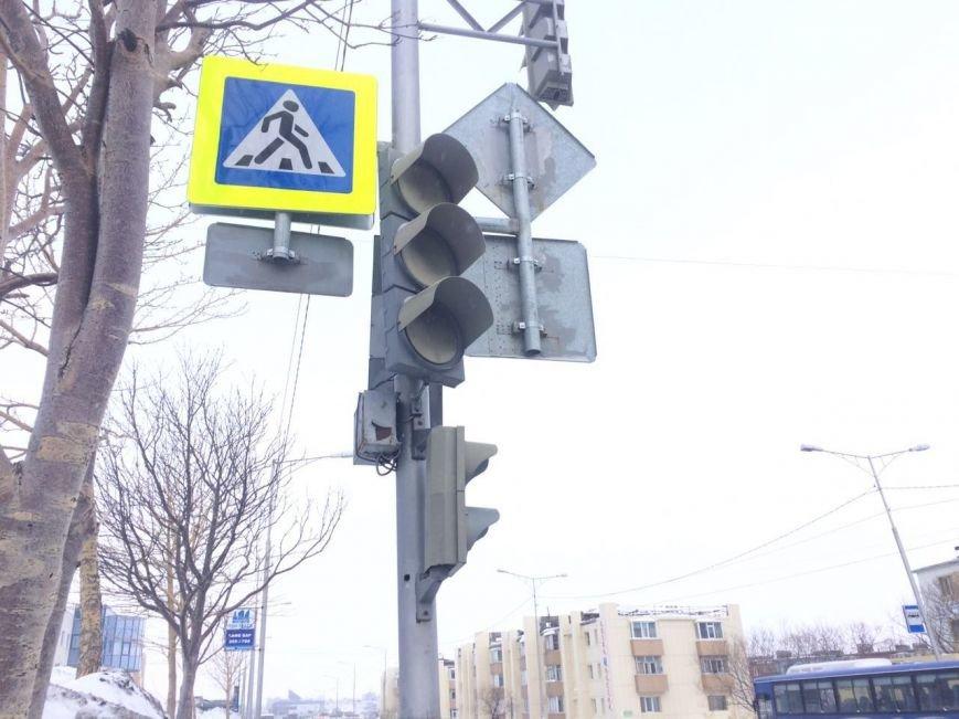 Вниманию горожан! В Петропавловске не работают 4 светофора, фото-3