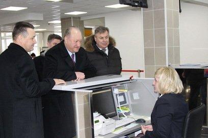 Сначала багаж, потом досмотр – в аэропорту Елизова регистрируют по-новому, фото-4