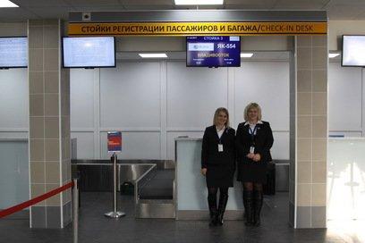 Сначала багаж, потом досмотр – в аэропорту Елизова регистрируют по-новому, фото-1