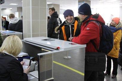 Сначала багаж, потом досмотр – в аэропорту Елизова регистрируют по-новому, фото-8