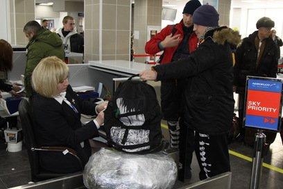 Сначала багаж, потом досмотр – в аэропорту Елизова регистрируют по-новому, фото-2