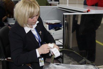 Сначала багаж, потом досмотр – в аэропорту Елизова регистрируют по-новому, фото-5