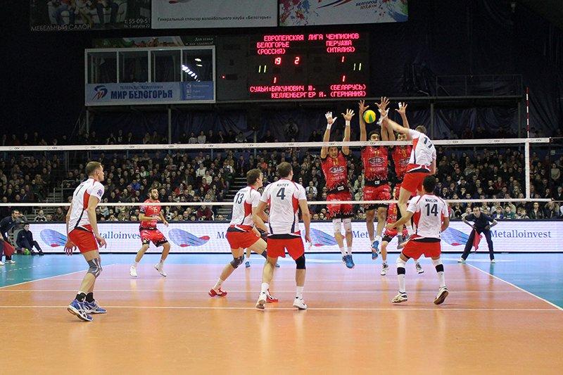 «Белогорье» проиграло ответный матч «Перудже» в Лиге чемпионов, фото-9