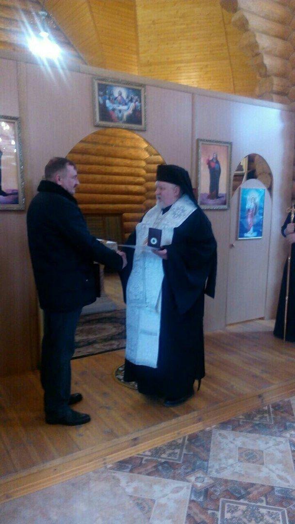 В Ужгороді відзначили генерала ЗСУ почесною нагородою: фото, фото-2