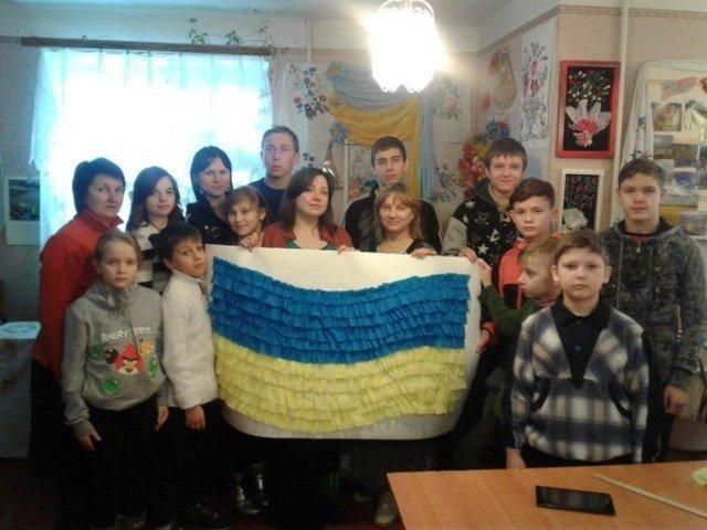 В Бахмуте отметили День утверждения Государственного флага Украины, фото-4