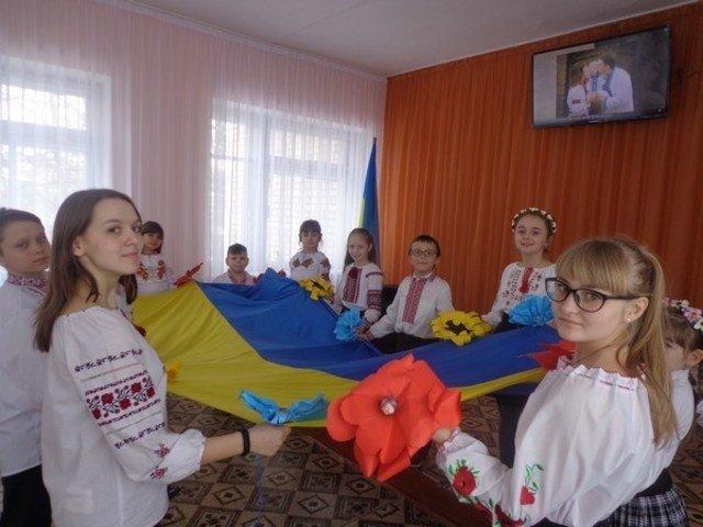 В Бахмуте отметили День утверждения Государственного флага Украины, фото-5