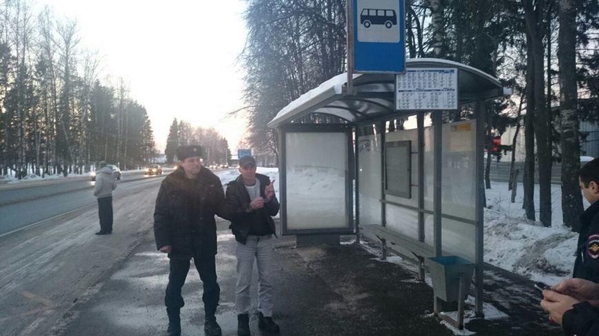 Задержан подозреваемый в совершении серии краж из частных домов Новой Москвы (ФОТО), фото-4