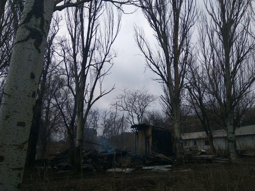 В Мариуполе сгорел лагерь бомжей (ФОТОРЕПОРТАЖ+ВИДЕО+ДОПОЛНЕНО), фото-41