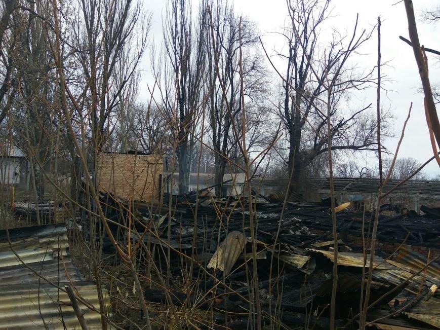 В Мариуполе сгорел лагерь бомжей (ФОТОРЕПОРТАЖ+ВИДЕО+ДОПОЛНЕНО), фото-11