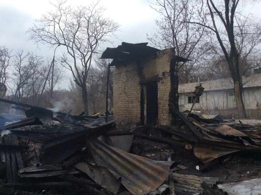 В Мариуполе сгорел лагерь бомжей (ФОТОРЕПОРТАЖ+ВИДЕО+ДОПОЛНЕНО), фото-6