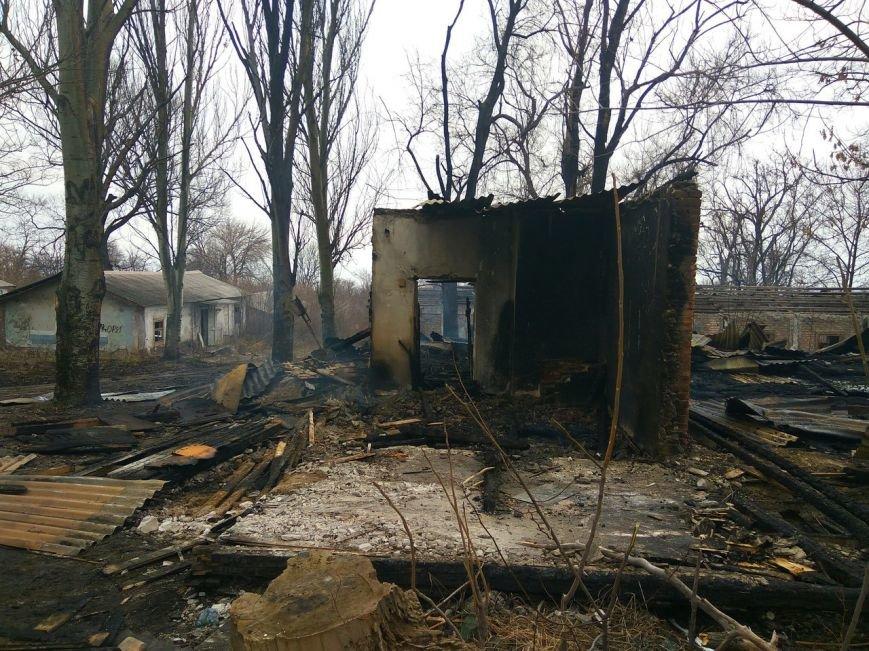 В Мариуполе сгорел лагерь бомжей (ФОТОРЕПОРТАЖ+ВИДЕО+ДОПОЛНЕНО), фото-38