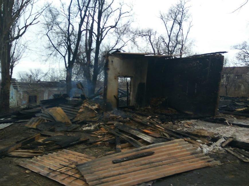 В Мариуполе сгорел лагерь бомжей (ФОТОРЕПОРТАЖ+ВИДЕО+ДОПОЛНЕНО), фото-26