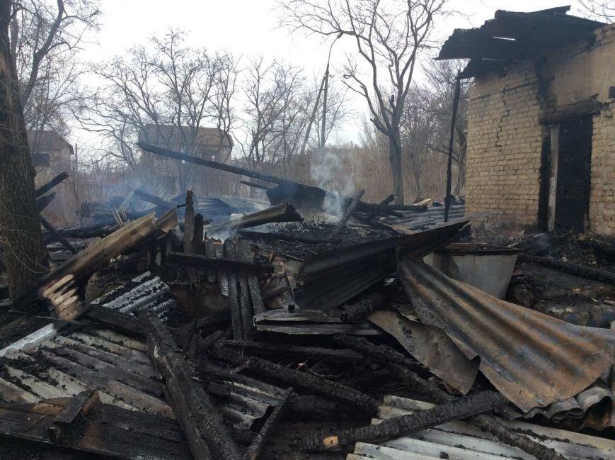 В Мариуполе сгорел лагерь бомжей (ФОТОРЕПОРТАЖ+ВИДЕО+ДОПОЛНЕНО), фото-29
