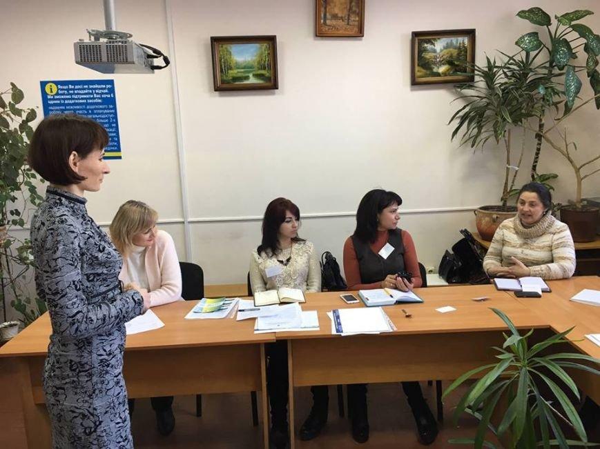 У Новоград-Волинському центрі зайнятості відбулося засідання з начальниками відділів кадрів ринкоутворюючих підприємств міста, фото-1
