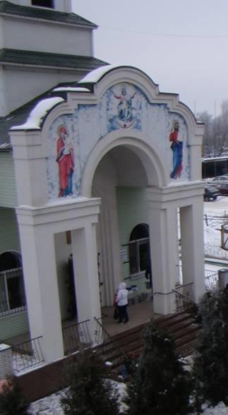 Новомосковск: как рождался храм, фото-8