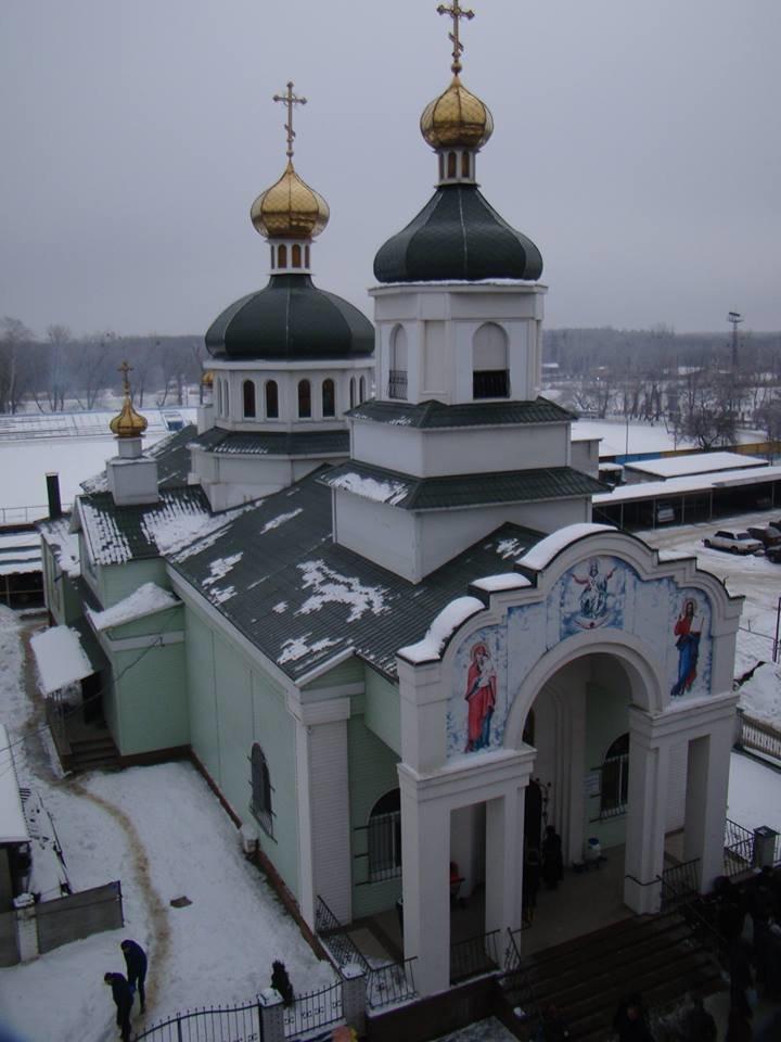 Новомосковск: как рождался храм, фото-2