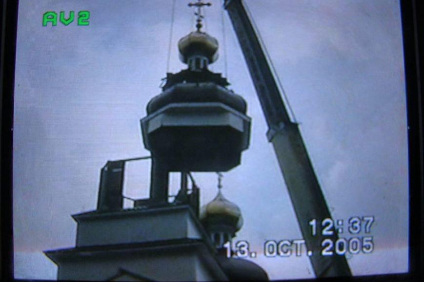 Новомосковск: как рождался храм, фото-6