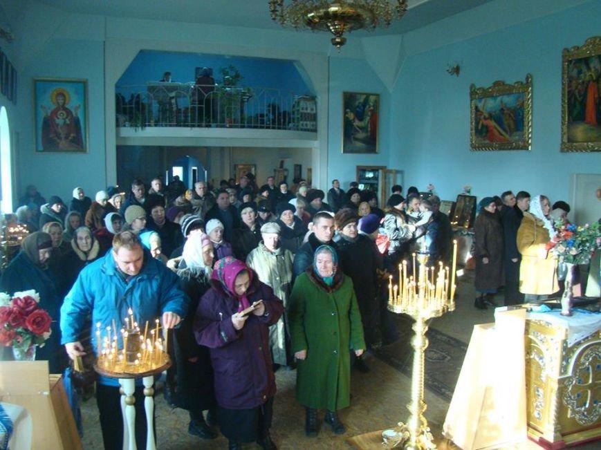 Новомосковск: как рождался храм, фото-13