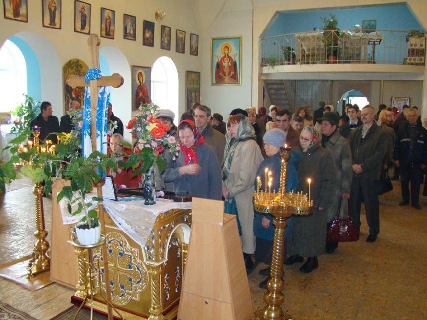 Новомосковск: как рождался храм, фото-12