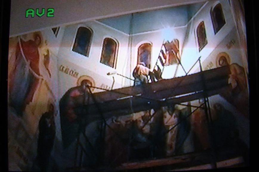 Новомосковск: как рождался храм, фото-10