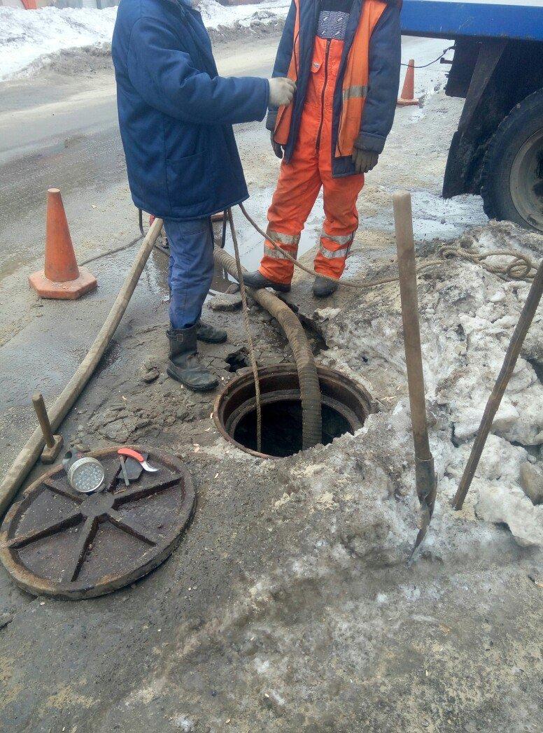 Центр Каменского временно остался без воды, фото-2