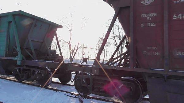 """Бойцы 40-го батальона """"Кривбасс"""" присоединились к блокаде торговли с оккупированными территориями (ФОТО, ВИДЕО), фото-5"""