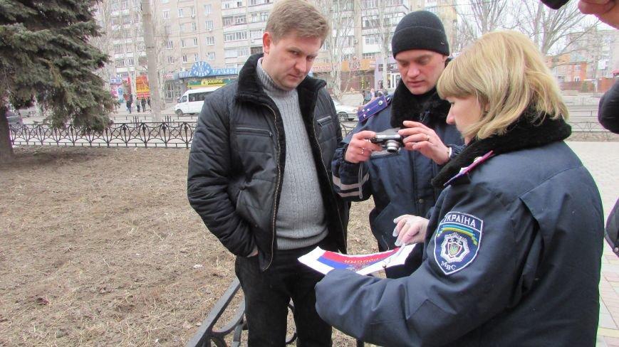 Проделки сепаратистов прибавили работы полиции и коммунальщикам, фото-7