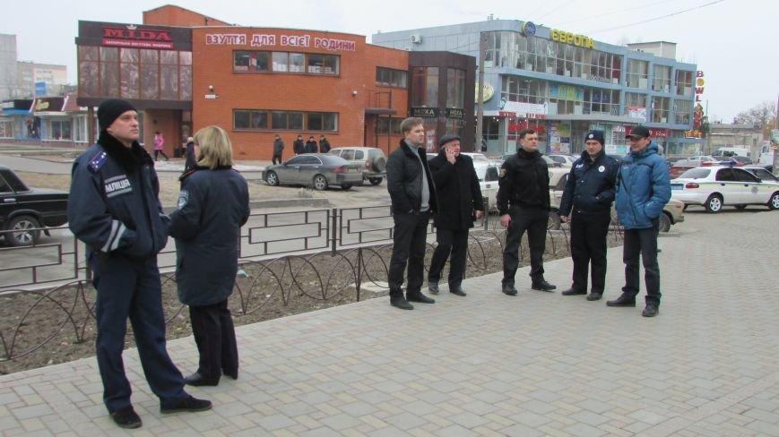 Проделки сепаратистов прибавили работы полиции и коммунальщикам, фото-3