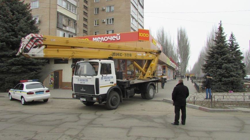 Проделки сепаратистов прибавили работы полиции и коммунальщикам, фото-2