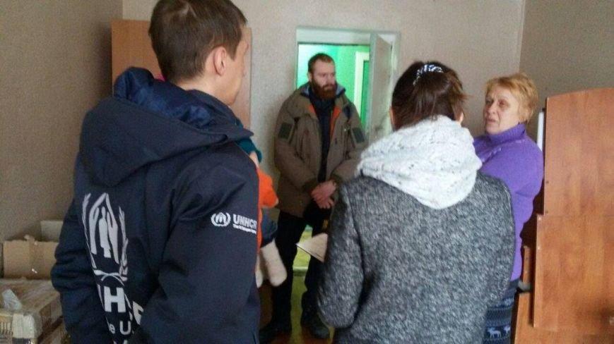 Под Мариуполем разместили около 30 жителей Авдеевки (ФОТО), фото-1
