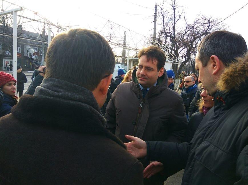Зачем в Мариуполь приезжал министр из Франции? (ВИДЕО), фото-3