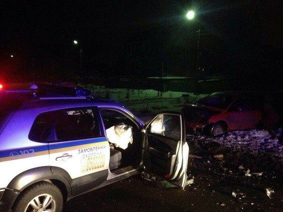 В Киеве автоугонщики похитили машину вместе с пассажиром (ФОТО), фото-2