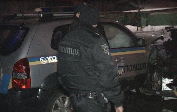 В Киеве автоугонщики похитили машину вместе с пассажиром (ФОТО), фото-3