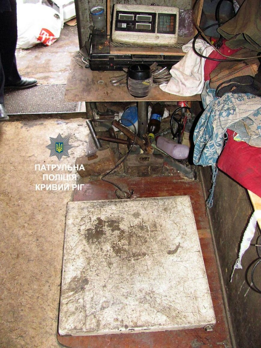 В Кривом Роге обнаружили пункт приема металла прямо возле школы (ФОТО), фото-2