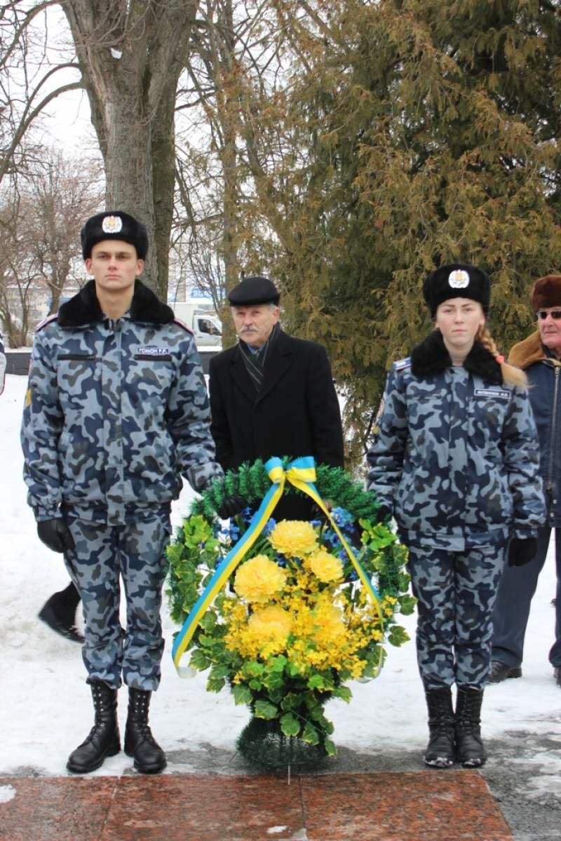 Лучани вшанували пам'ять визволителів міста від нацистів (ФОТО), фото-1