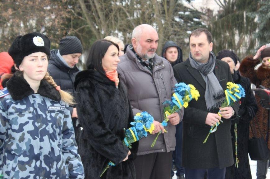Лучани вшанували пам'ять визволителів міста від нацистів (ФОТО), фото-2