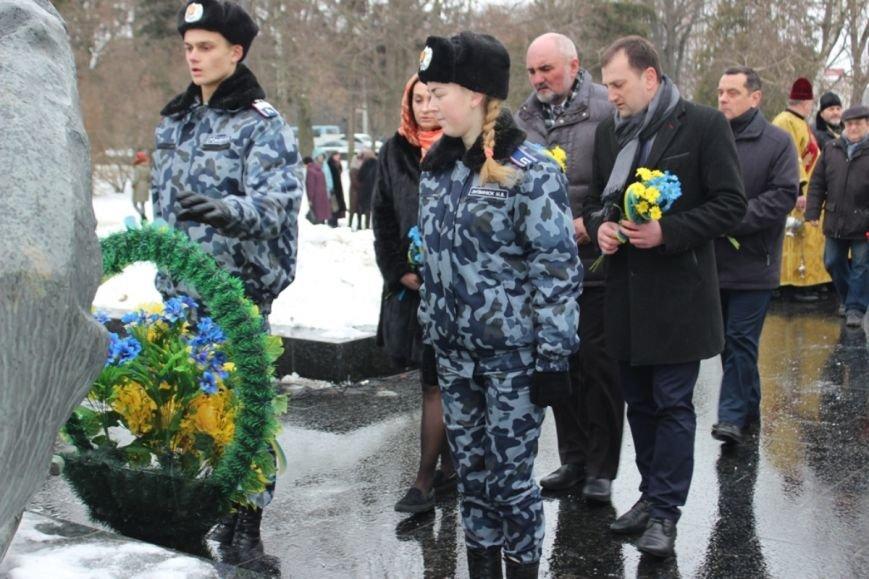 Лучани вшанували пам'ять визволителів міста від нацистів (ФОТО), фото-6