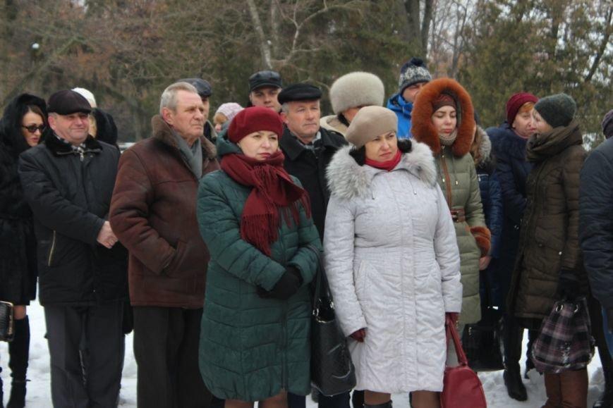 Лучани вшанували пам'ять визволителів міста від нацистів (ФОТО), фото-3