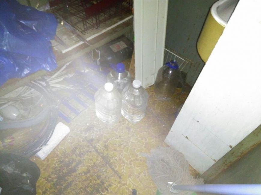 В Каменском изъяли нелегальный алкоголь из киоска на Ухтомского, фото-5