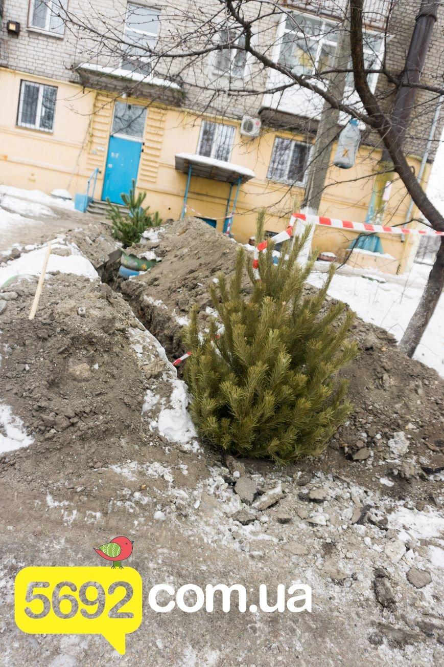 В двух домах Каменского больше 10 дней нет тепла: батареи лопнули, а причина поломки неизвестна, фото-5