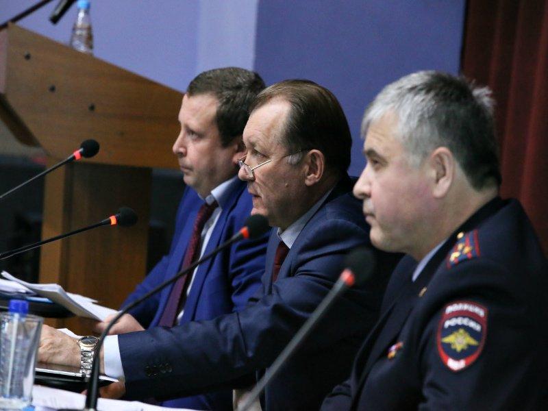 Руководство УВД по ТиНАО и префектуры Новой Москвы встретились с жителями (ФОТО), фото-5