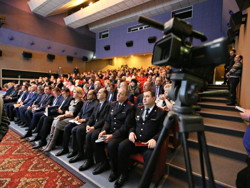 Руководство УВД по ТиНАО и префектуры Новой Москвы встретились с жителями (ФОТО), фото-4
