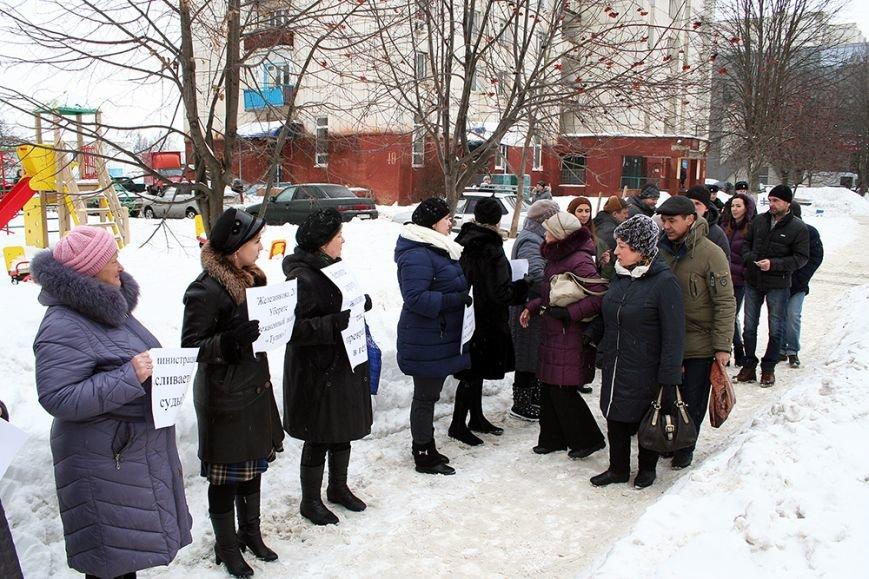 Челюскинцев vs Железнякова. Что происходит в самом конфликтном дворе Белгорода, фото-2