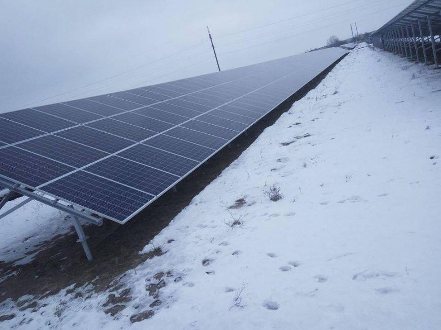 В Каховке запустят новые солнечные электростанции (фото), фото-1