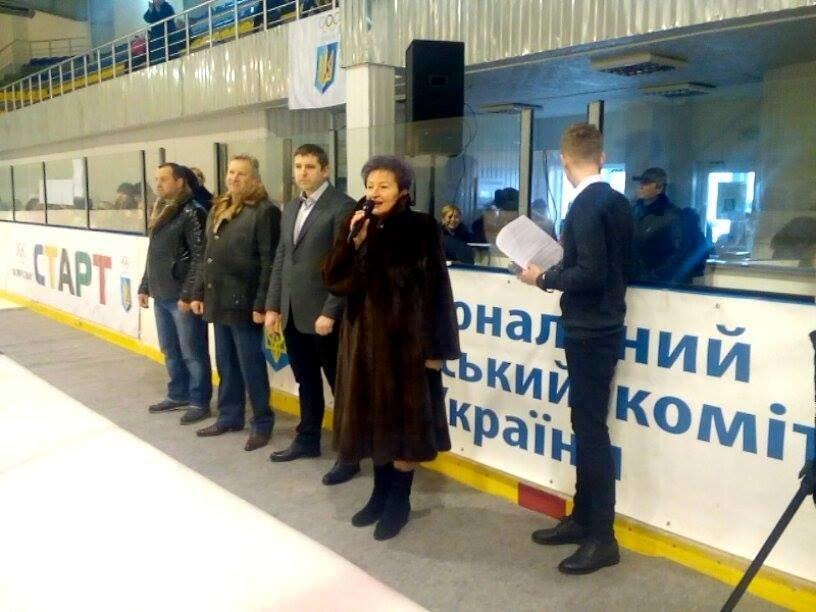 В Херсоне проходит открытие чемпионата Херсонской области по фигурному катанию на коньках (фото), фото-2