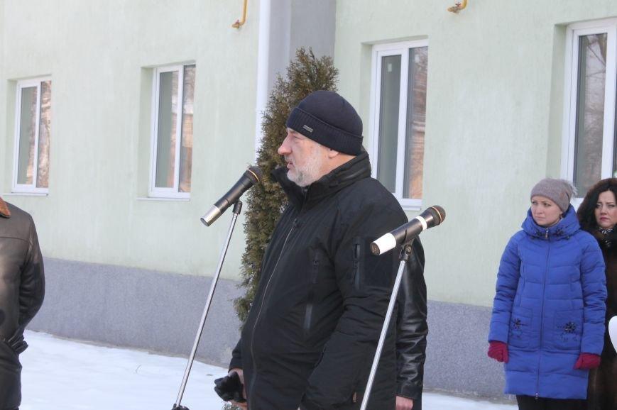 Новоселье защитников Украины в Бахмуте, фото-1
