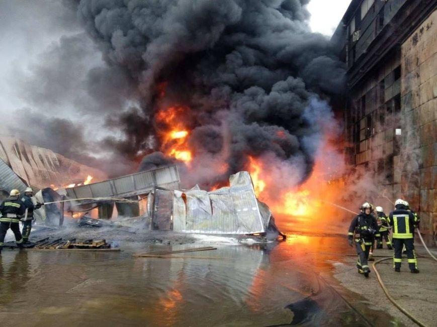 Пожар на Подоле ликвидировали (ФОТО), фото-2